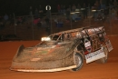 Chris Ferguson led all 40 laps of Oct. 24's Robert Pursley Memorial for a $7,000 victory at Cherokee Speedway in Gaffney, S.C. (ZSK Photography)