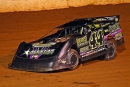 Chris Madden led all 40 laps Aug. 27 at Smoky Mountain Speedway in Maryville, Tenn., for a $5,000 Southern Nationals Bonus Series victory. (Brian McLeod)