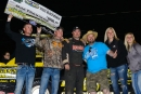 Matt Parks picked up April 23's Mason-Dixon Shootout Series victory at Port Royal (Pa.) Speedway. (Jason Walls/wrtspeedwerx.com)