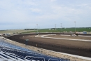 Dirt Oval Route 66 Raceway sits ready for Wednesday's WoO action. (DirtonDirt.com)