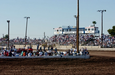 Manzanita Speedway will host its first Late Model race since 2004. (NDD)