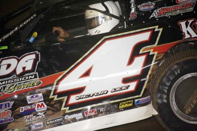 Victor Lee is primed for action Friday at Richmond, Ky. (Derrick Strader)