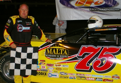 Bart Hartman won more than $8,000. (Frank Wilson)