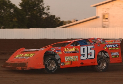 Keith Foss now has two Corn Belt Clash victories. (K.C. Rooney)