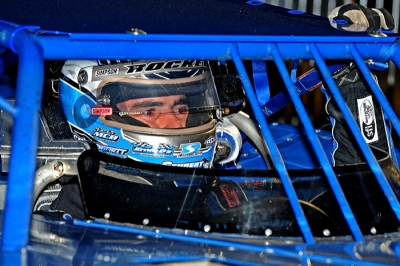 A busy Florida Speedweeks is on tap for Josh Richards. (jmsprophoto.com)