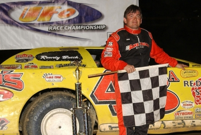 Jason Covert earned $5,000 for his Ultimate victory. (Ken Cunningham)