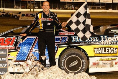 Brian Birkhofer earned $15,000 for the second straight weekend. (Scott Oglesby)