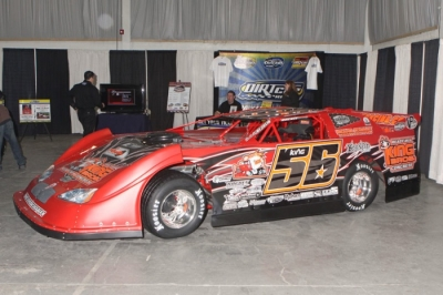 Russ King's car was on display at the Motorsports 2011 show near Philadelphia. (pbase.com/cyberslash)