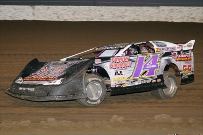 Brad Looney heads for his second straight MLRA victory. (fasttrackphotos.net)