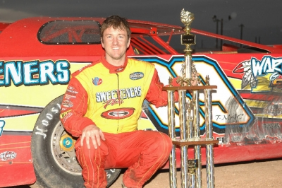 Tim McCreadie earned $5,000 at Tucson. (photofinishphotos.com)