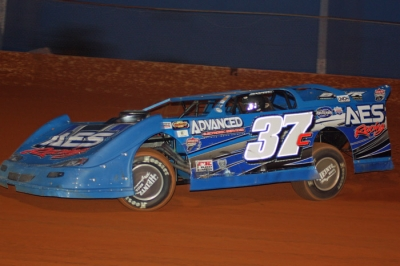 Dennis Franklin led all 40 laps of the Rock Gault Memorial. (Gene Murphy)