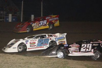 Tim McCreadie (39) came out on top of his WoO lead battle last year in Grand Forks. (ornesscreations.com)