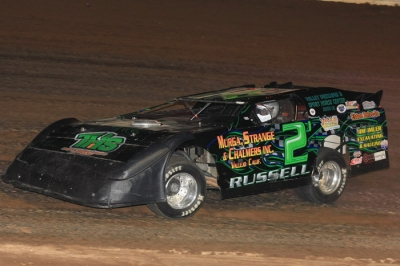 Jason Russell has eight victories in leading the Missouri-based ULMA standings. (cbracephotos.com)