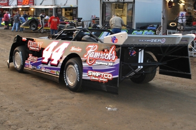 Chris Madden is one of 44 Topless 100 entries. (DirtonDirt.com)