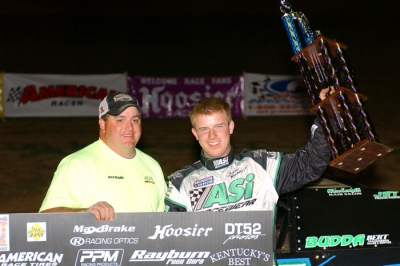 Justin Rattliff won the O'Reilly BoB opener. (dt52photos.com)