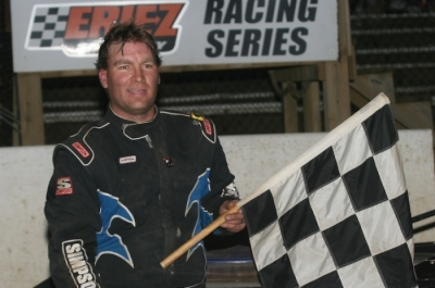 Chris Hackett picked up $3,000 for his first career ULMS victory. (Todd Battin)