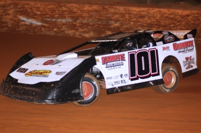 Casey Roberts heads for his second BEAST victory. (Gene Murphy)