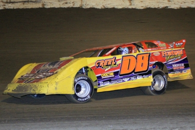 Doug Showah grabbed his first career SUPR victory at Greenville, Miss. (Best Photography)