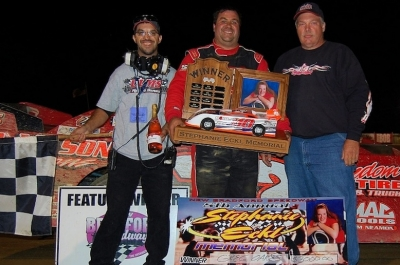 Greg Oakes picked up his first ULMS victory. (Tim Montouri)