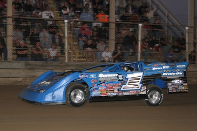 Brandon Sheppard lowered the track record before his first WoO victory. (erikgrigsbyphotos.com)