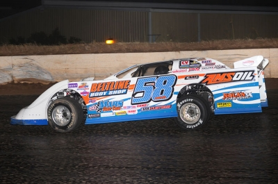 A.J. Diemel heads for his third career Punky Manor Memorial victory. (chrisburback.com)
