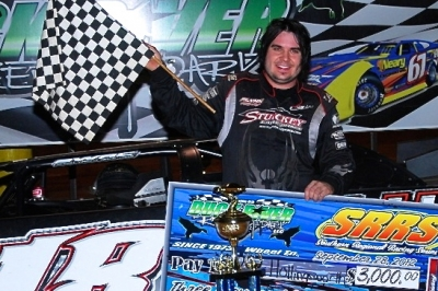 Ronny Lee Hollingsworth picked up a $3,000 victory at Duck River. (photobyconnie.com)