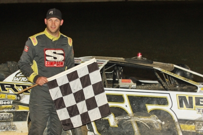 Joe Martin picked up $2,000 at Roaring Knob. (Tommy Michaels)