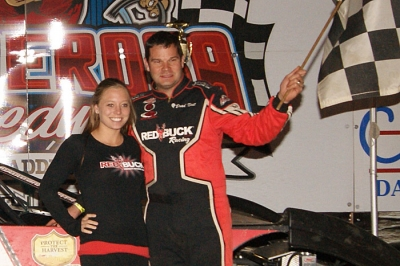 Brad Neat earned $5,000 for his 22nd annual Fall Classic victory. (Hilary Ballard)