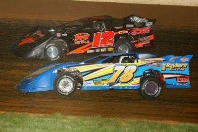 Mike Marlar (78) topped Jordan Bland (12). (dt52photos.com)
