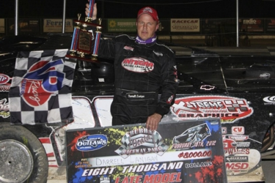 Darrell Lanigan scored an $8,000 victory last February in Ocala, Fla. (Butch Crawford)