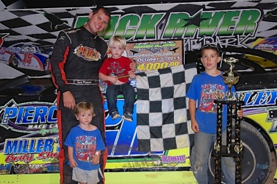 Josh Putnam won $4,000 at Duck River. (photobyconnie.com)