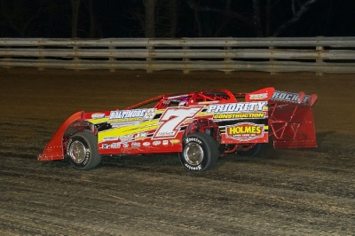 Rick Eckert led all but one lap at Hagerstown. (wrtspeedwerx.com)