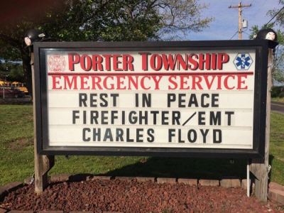 A tribute to late racer Charlie Floyd.
