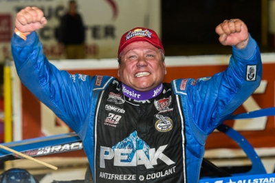 Don O'Neal won the Volusia finale. (heathlawsonphotos.com)