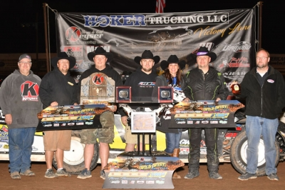 Mike Marlar topped the miniseries points fund. (photofinishphotos.com)
