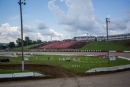 Batesville (Ark.) Motor Speedway sits ready for Sunday's rain-postponed Topless 100, a $40,000-to-win Lucas Oil Late Model Dirt Series event. (heathlawsonphotos.com)