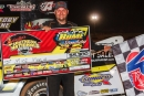 Mike Marlar earned $5,300 for his win Southern Nationals Bonus Series win at Rome. (praterphoto.com)