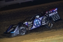 Scott Bloomquist heads to his seventh career Jackson 100 victory. (heathlawsonphotos.com)