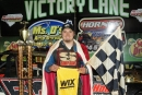 Zack Mitchell earned $5,000 on Oct. 14 at Carolina Speedway in Gastonia, N.C., for the Carolina Clash's Wix Filters King of the Carolinas. (k-mansparts.com)