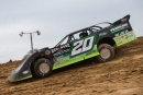 Jimmy Owens heads to a $5,000 victory Saturday afternoon at East Alabama Motor Speedway. (heathlawsonphotography.com)