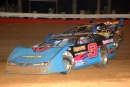 Illinoisan Billy Drake heads to victory in the 2004 Southern 100 at Fast Trax Speedway in Chatham, La. (DirtonDirt.com)