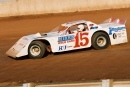 Ashland, Ky., native Steve Francis steers a car early in his 35-year racing career, which ended with his Nov. 16 retirement announcement. (Jim Butler)