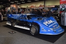 Don O'Neal's car is among Late Models on display at PRI. (DirtonDirt.com)
