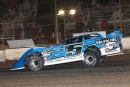 Brandon Sheppard led all 50 laps Jan. 14 at the finale for FK Rod Ends Arizona Speedway's Keyser Manufacturing Wild West Shootout. (mikerueferphotos.photoreflect.com)