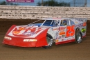 Celebrating his 25th year in racing, Bill Frye drove a special No. 25 to victory in the MARS-sanctioned race at Memphis Motorsports Park in 2004. (Todd Turner)