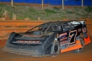 Ricky Weiss earned a career-high $6,400 on March 17 at Toccoa (Ga.) Raceway on the Schaeffer's Southern National Bonus Series. (Brian McLeod)