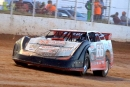 At 15 years old, Hayden Ross won in his second Late Model start June 16 at Tri-State Speedway in Pocola, Okla., on the Malvern Bank Cashey Money Super Dirt Series. (Ross Fujibayashi)