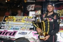 Michael Page earned $10,000 for Sept. 15's Schaeffer's Southern National Bonus Series victory at North Georgia Speedway in Chatsworth. (Brian McLeod)