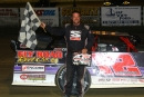 Doug Drown earned $5,000 Sept. 15 with his September Shootout victory at Raceway 7 in Conneaut, Ohio. (Bill Galford)