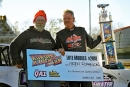Greg Johnson picked up $2,018 on Oct. 21 for his Kokomo Klash XII victory at Kokomo (Ind.) Speedway. (Jim DenHamer)